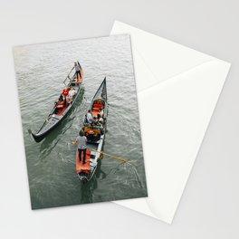 Venetian Gondola Ride Stationery Cards