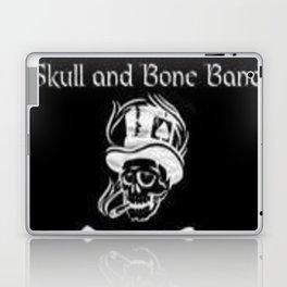 Skull and Bone Band 2 Laptop & iPad Skin