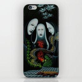 Living Through Secrets / Terms of Precedence iPhone Skin