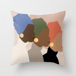 Homebound Throw Pillow