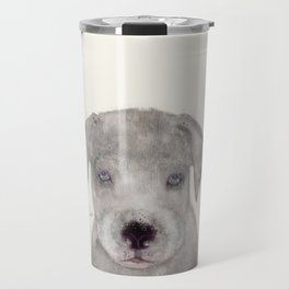 little great dane Travel Mug