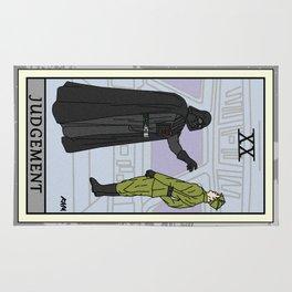 Judgement - Tarot Card Rug