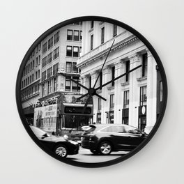 Newyork City Wall Clock