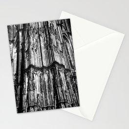 Cologne Cathedral (Kölner Dom), Germany - Black & White Stationery Cards