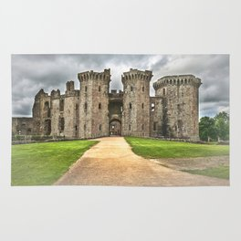 Gateway To The Castle Rug