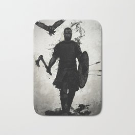 To Valhalla Bath Mat