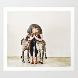 So much love Art Print