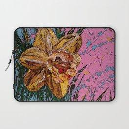 Barbara's flower Remix 1 Laptop Sleeve