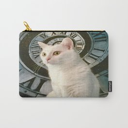 The mysterious kitty Tyche Carry-All Pouch