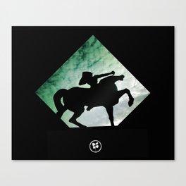 Spearman 3 Canvas Print