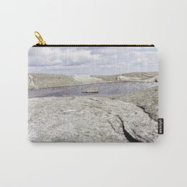 Granite Pool in the Clouds Carry-All Pouch