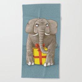 trunk or gift Beach Towel