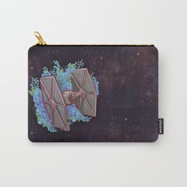 Tie Flowers Carry-All Pouch