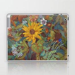 flower 2【Japanese painting】 Laptop & iPad Skin