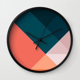 Geometric 1708 Wall Clock