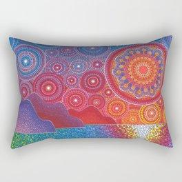 Kauai, Hawaii Sunset Rectangular Pillow