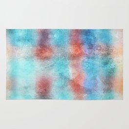 Soft color pieces Rug