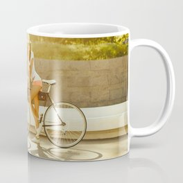 Velo girl Coffee Mug