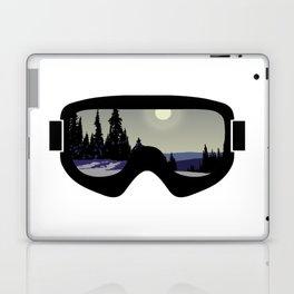 Morning Goggles Laptop & iPad Skin