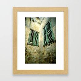 neighbour Framed Art Print