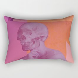 skullonging Rectangular Pillow