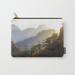Seoraksan Layers Carry-All Pouch