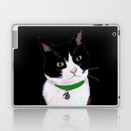 Tuxedo Cat Laptop & iPad Skin