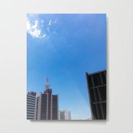 Building II Metal Print
