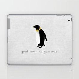 Good Morning Gorgeous Laptop & iPad Skin