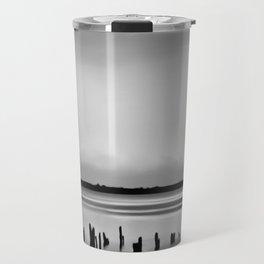 Smoke On The Water Travel Mug