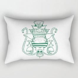 Captain Nicetits Rectangular Pillow