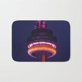 CN Tower at Night - Toronto Bath Mat
