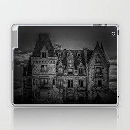 Haunted House Laptop & iPad Skin