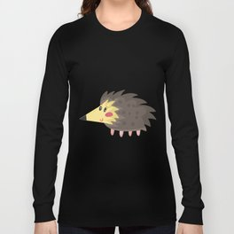 Cute Hedgehog Long Sleeve T-shirt