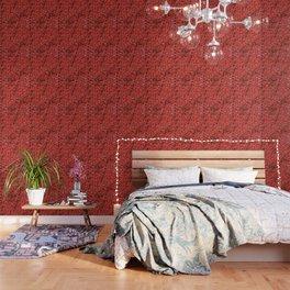 Red Hot Chilli Design Wallpaper