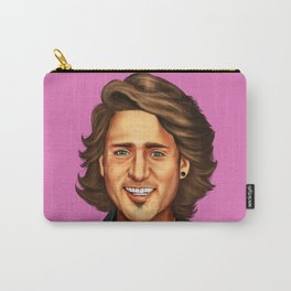 Hipstory - Justin Trudeau Carry-All Pouch