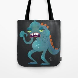Sick Monster Tote Bag