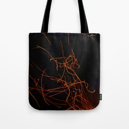 Sparks of Light Tote Bag