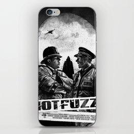 Hot Fuzz iPhone Skin