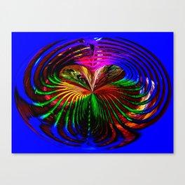 """""""Loves Rainbow"""" Canvas Print"""