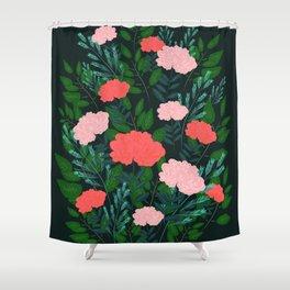 Peonies of Joy Shower Curtain