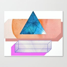 Athena Geometrics Canvas Print