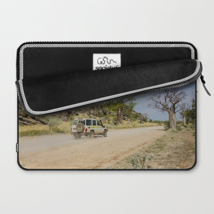 Leopold Downs Road Laptop Sleeve