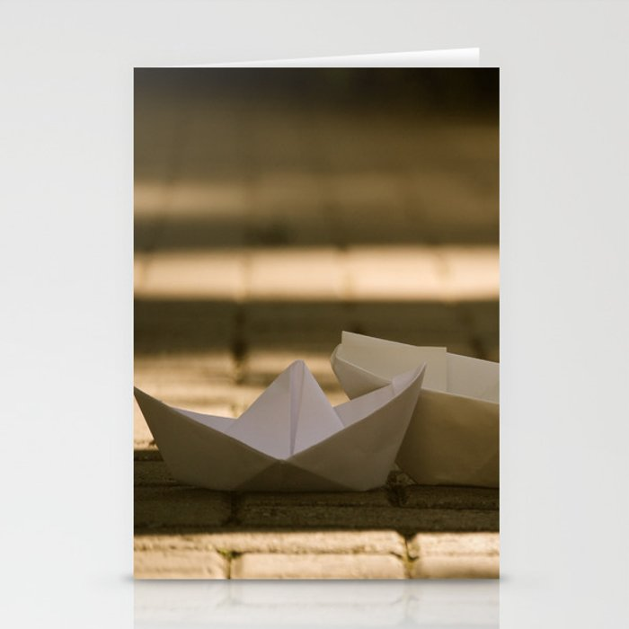 Sail. Stationery Cards