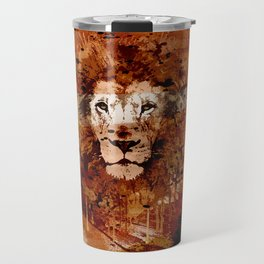 WATERCOLOR KING Travel Mug