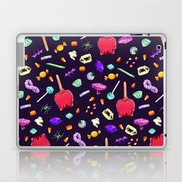 Halloween Candy Pattern Laptop & iPad Skin