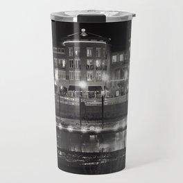 Riverfront Lights Travel Mug