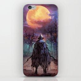Eileen the Crow iPhone Skin