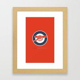 The Arsenal Framed Art Print