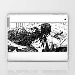asc 787 - L'arabesque (Ink immortals) Laptop & iPad Skin